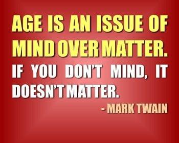 essays on mind over matter