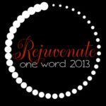 ONE WORD CHALLENGE 2013