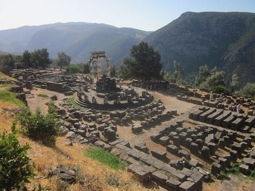 Overview of Delphi, The Doglady's Den