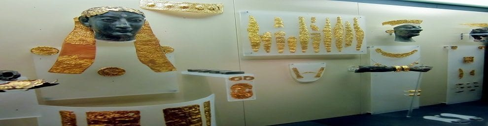 Greek gold at Delphi