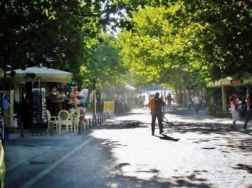 Plaka District, Athens