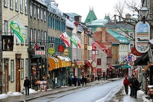 Rue St. Louis, Quebec