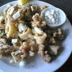 greek calamari