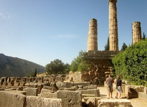 DELPHI: GREEK ODYSSEY PART V