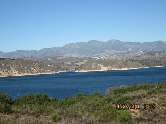 solitude at cachuma lake