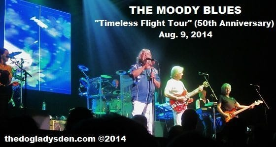 Moody Blues, Aug, 2014