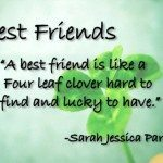 REFLECTIONS ON FRIENDSHIP