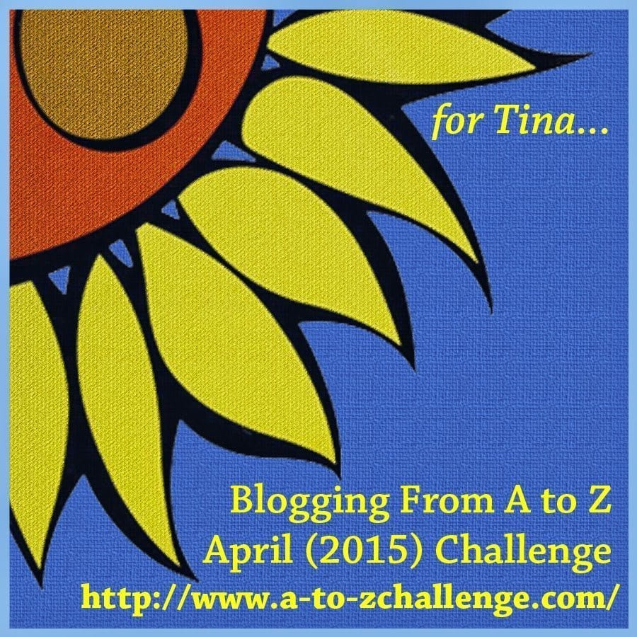 #AtoZChallenge 2015: WHAT I LEARNED FROM LAST YEAR