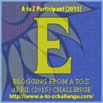 #AtoZChallenge: E is for EFFERVESCENT