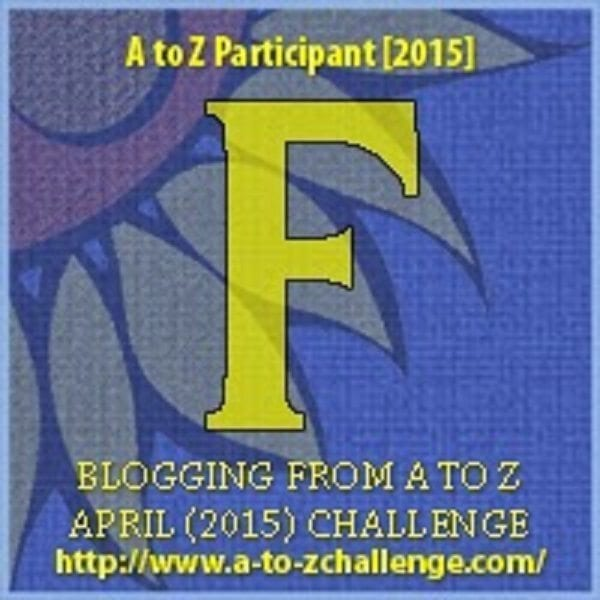 #AtoZChallenge: F is for FACETIOUS