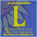 #AtoZChallenge: L is for LOGOPHILIC LINGUIST