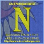 #AtoZChallenge: N is for NEANDERTHAL
