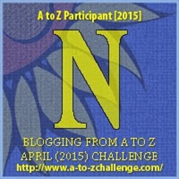 #AtoZChallenge, Day 14: N is for NEANDERTHAL