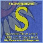 #AtoZChallenge: S is for SCINTILLATING