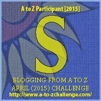 #AtoZChallenge, Day 19: S is for SCINTILLATING