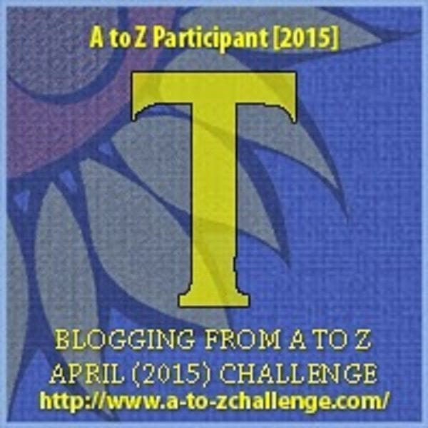 #AtoZChallenge, Day 20: T is for TEMPESTUOUS, The Doglady's Den