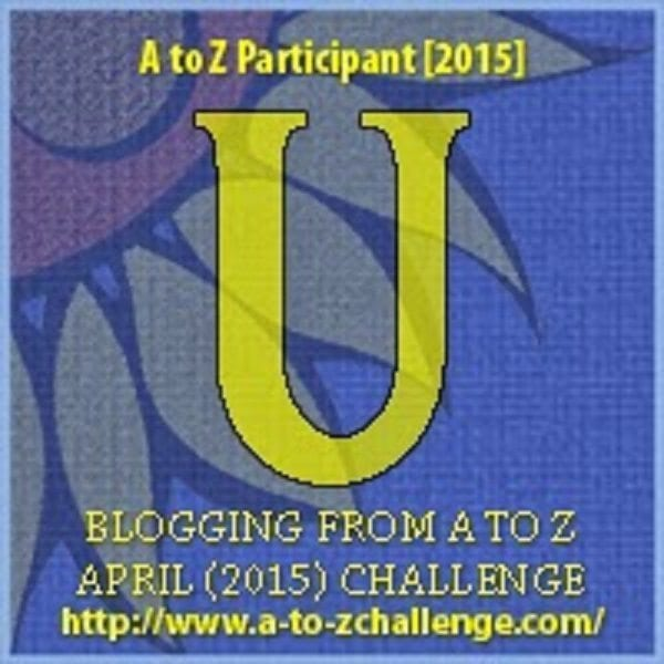 #AtoZChallenge: U is for UNDECIDED