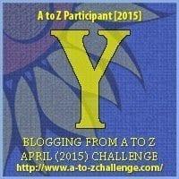 #AtoZChallenge Y is forYOUTHQUAKE