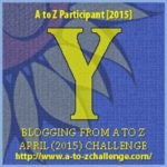 #AtoZChallenge: Y is for YOUTHQUAKE