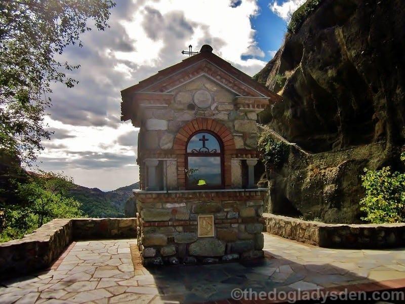 Monument, Great Meteoran, Meteora