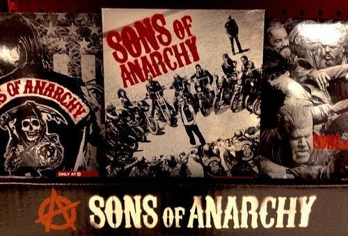 Sons of Anarchy - Blood, Boobs & Carnage Blogfest, The Doglady's Den