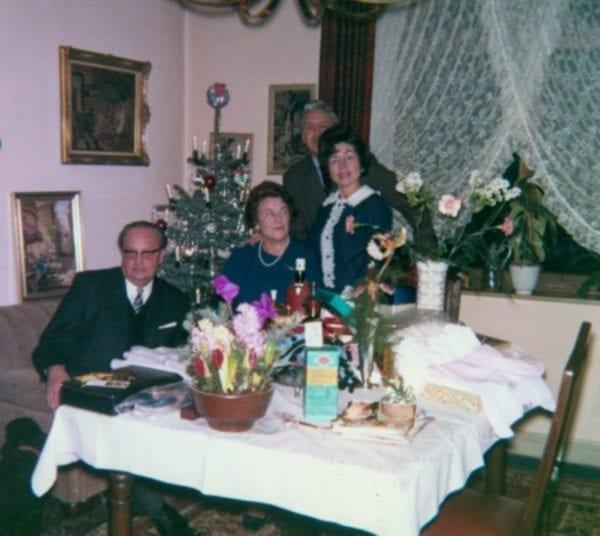 Christmas 1968, Germany