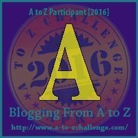 #AtoZChallenge 2016, A is for AIREDALE TERRIER