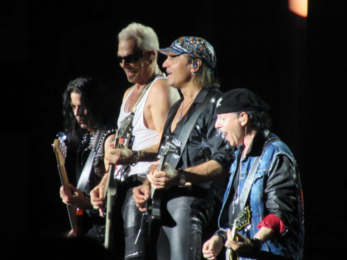 Scorpions - Guitar Power!
