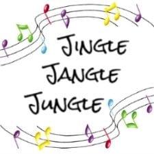 Rock chick at Jingle Jangle Jungle