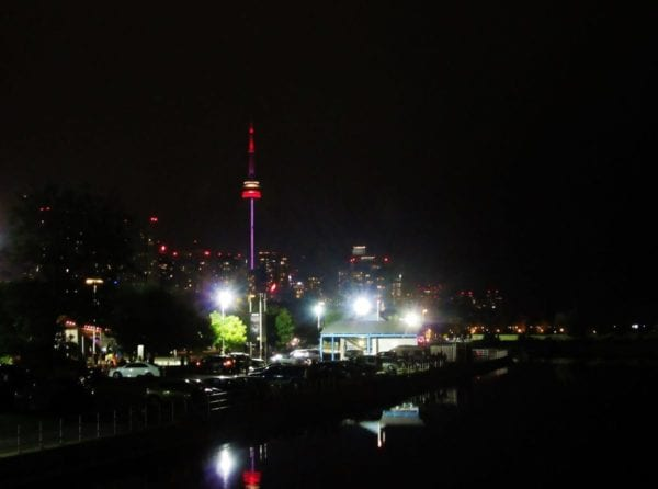 Skyline, Toronto and CN Tower, Photo Friday