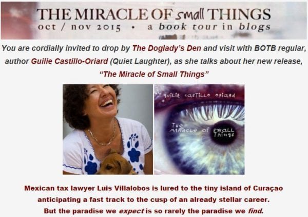 The Miracle of Small Things, Guilie Castillo-Oriard