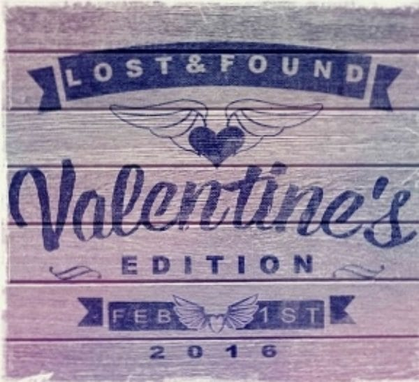 LOVE AND BREAD | #LostnFound2016 + #BOTB