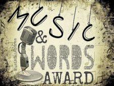 Music and WordsAward