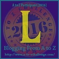 #AtoZChallenge Day 12: L is for LABRADOR RETRIEVER
