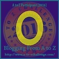 #AtoZChallenge Day 15: O is for Old English Sheepdog