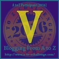 #AtoAchallenge Day 22: V is for Vizsla