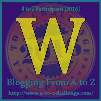 #AtoZChallenge Day 23: W is for WHITE SHEPHERD