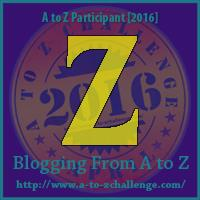 #AtoZChallenge Day 26: Z is for ZUCHON, The Doglady's Den