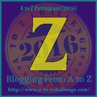 #AtoZChallenge Day 26: Z is for ZUCHON, The Doglady's Den