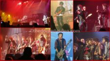 Happenings and Holidays: Hollywood Vampires concert, July 8 2016