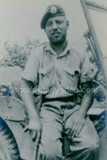 Korea, 1951, young Lieutenant's first command ©
