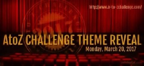 #AtoZReveal | #AtoZChallenge