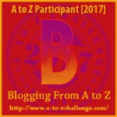 BORN TO BE WILD | #AtoZChellenge