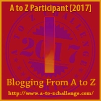 I AM, I SAID | #AtoZChallenge
