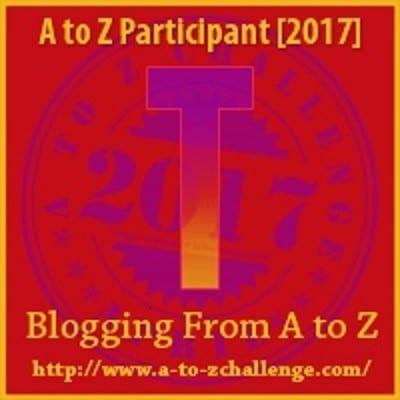 TOMORROW, TOMORROW | #AtoZChallenge